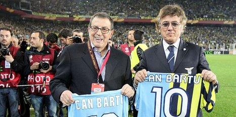 Lazio ve Barcelona'dan Can Bartu mesajı