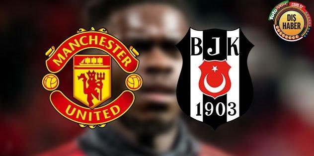 Beşiktaş transferde Manchester United'ın kapısını çalıyor! Teklif... - Futbol -