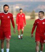 Sivasspor, Cumhuriyet Kupası'na hazırlanıyor