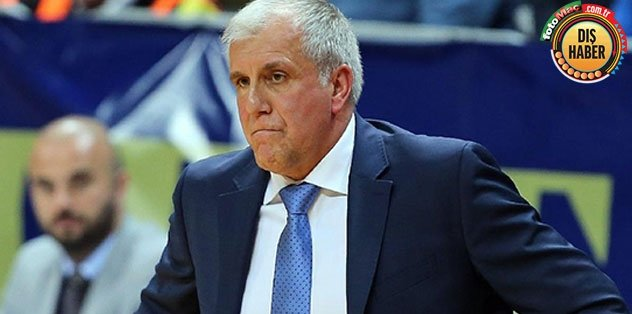 Fenerbahçe'de Zeljko Obradovic'den karar! Tarih verdiler