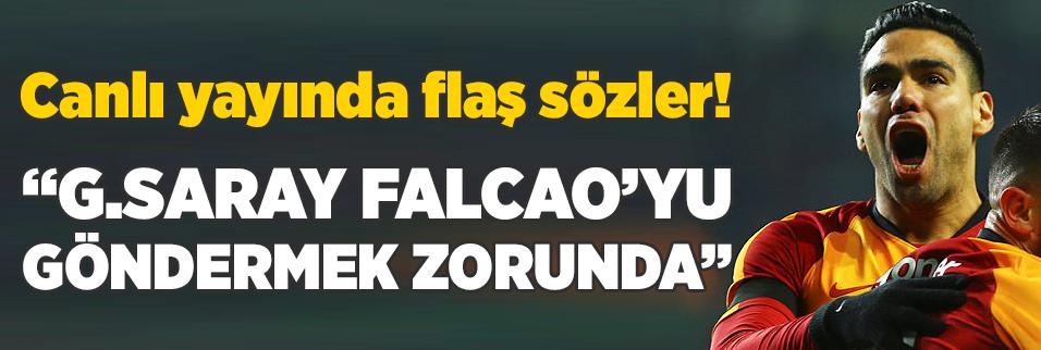 canli yayinda flas sozler galatasaray falcaoyu gondermek zorunda 1593953187802 - Galatasaray'dan Falcao transferi kararı! Al Wahda...