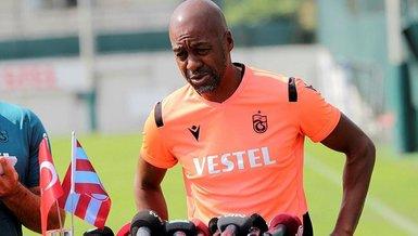 Trabzonspor Teknik Direktörü Eddie Newton'dan Afobe yorumu