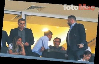 Kolarov Fenerbahçe'de! İşte o görüntüler