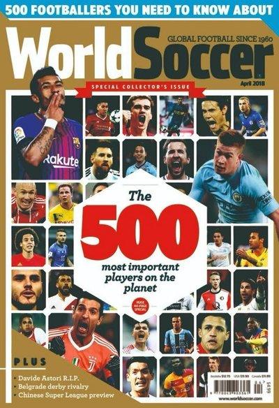 En iyi 500 futbolcu arasında Süper Ligden 12 isim