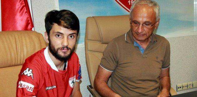 Samsunspor, Ramazan Övüç'ü kiraladı