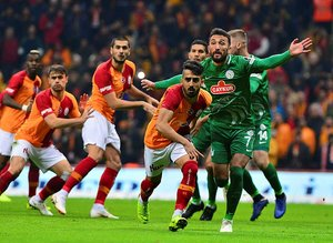Spor yazarları Galatasaray - Ç.Rizespor maçını yazdı