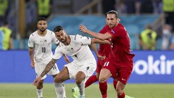 Yok artık! Türkiye - İtalya maçı öncesi Merih'in golünü dahi...