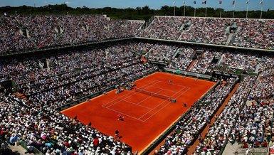 Fransa Açık Tenis Turnuvası (Roland Garros) sınırlı sayıda seyirciyle düzenlenecek