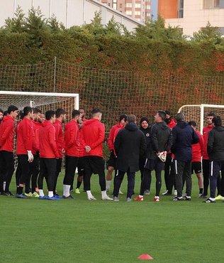 Gençlerbirliği Fenerbahçe maçına hazır