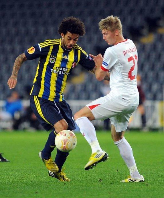 Fenerbahçe - Viktorio Plzen maçının Twitter yorumları