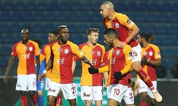 Galatasaray ile Akhisarspor 14. maça çıkıyor