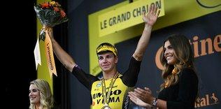Fransa Bisiklet Turu'nda 7. etabı Groenewegen kazandı