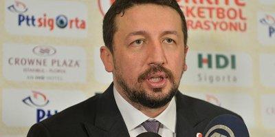 Hidayet Türkoğlu'ndan FIBA'ya hakem tepkisi