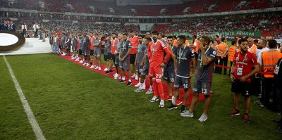 Beşiktaş'tan Konyaspor'a alkış