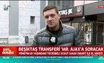 Beşiktaş transferi 'Mr.Ajax'a soracak