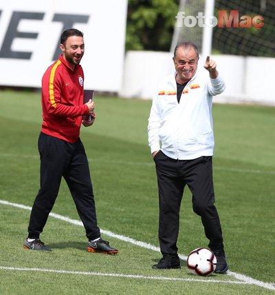 Galatasaray'a derbi öncesi bir iyi bir kötü haber!