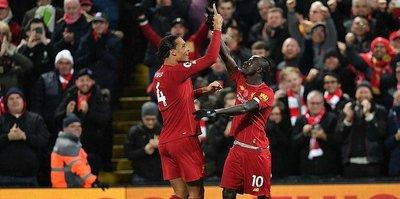 Liverpool Manchester City'yi 3 golle geçti
