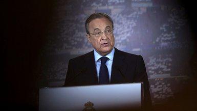 Real Madrid Başkanı Florentino Perez corona virüsüne yakalandı