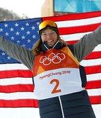 David Wise altın madalya kazandı