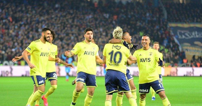 Usta yorumcu açıkladı: Şampiyonluğun en güçlü adayı Fenerbahçe