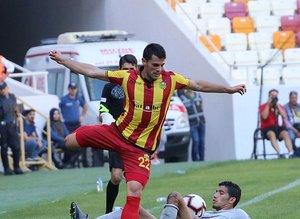 Yeni Malatyaspor - Çaykur Rizespor maçından kareler