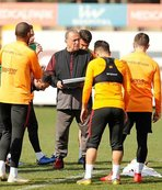 Galatasaray Antalyaspor maçına hazır