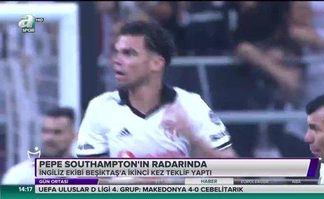 Pepe'ye İngiltere'den dev talip