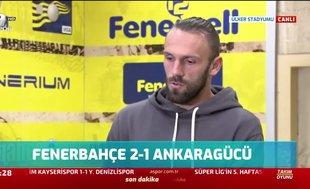 Vedat Muriç'ten Falcaove derbi yorumu!