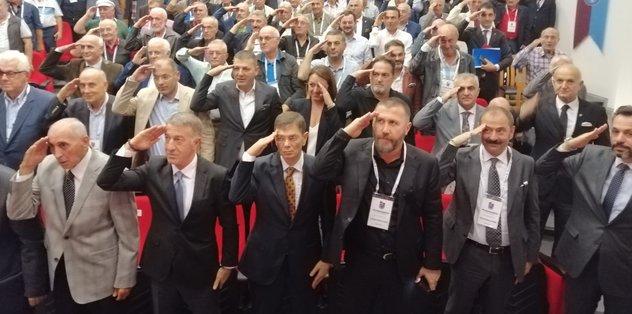 Trabzonspor'dan Mehmetçik'e tam destek