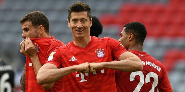 Rekor canavarı - Almanya Bundesliga -