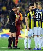 UEFA'dan derbiye inceleme! 'Hakem hata yaptı'