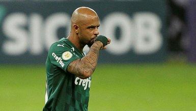 Galatasaray'ın eski futbolcusu Felipe Melo futbolu ne zaman bırakacağını açıkladı