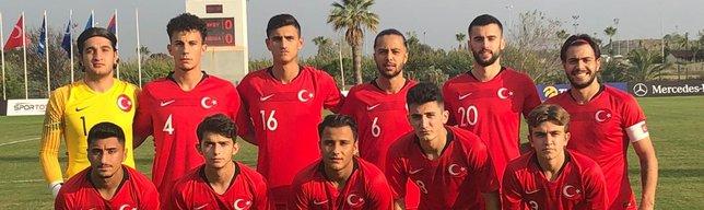 U19 Milli Takımı Ermenistan'ı 4-1 mağlup etti
