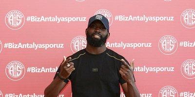 "Souleymane Doukara: ""Trabzonspor'u yenmek istiyoruz"""