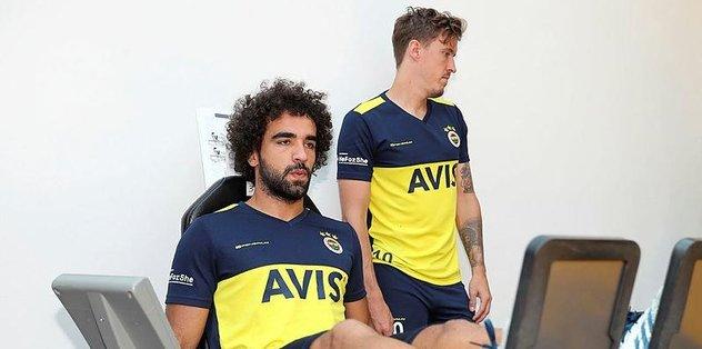 Fenerbahçe dayanıklılık çalıştı