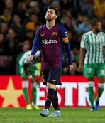 Barcelona 3-4 Real Betis