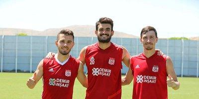 Fatih Aksoy Sivasspor'a sosyal medya hesabından veda etti!