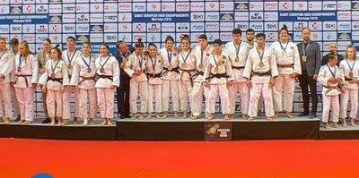 Türk judo tarihinde bir ilk gerçekleşti