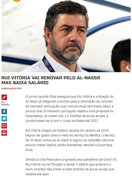 fenerbahce elinden kaciriyor rui vitoria ve imza 1592741673620 - Fenerbahçe elinden kaçırıyor! Rui Vitoria ve imza...