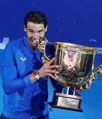 Çin'de şampiyon Nadal