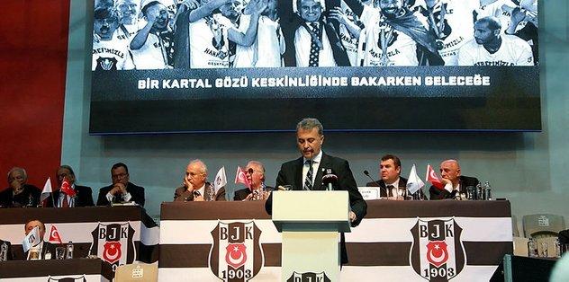 Beşiktaş'ta tüzük değişikliği kongresi yarın yapılacak