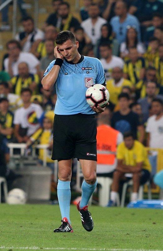 Ümit Öztürk Beşiktaş maçını anlattı!