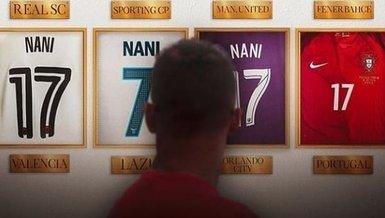 Luis Nani'den forma paylaşımı