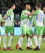 Yunus ve Gomez'in golleri Wolfsburg'a yetmedi