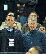 İşte Ali Koç ile Ahmet Ağaoğlu arasındaki o diyalog