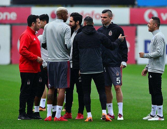 Beşiktaşa Pepe müjdesi!