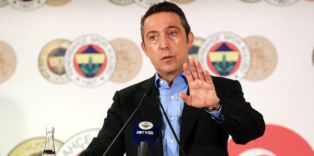 Nihat Özdemir'den Ali Koç'a sert sözler!