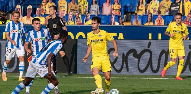 Villarreal 1-2 Real Sociedad | MAÇ SONUCU - TFF 1. Lig -