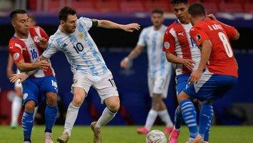 İşte Copa America'da günün sonuçları!
