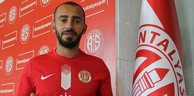 Antalyaspor Eren Albayrak'ı renklerine bağladı